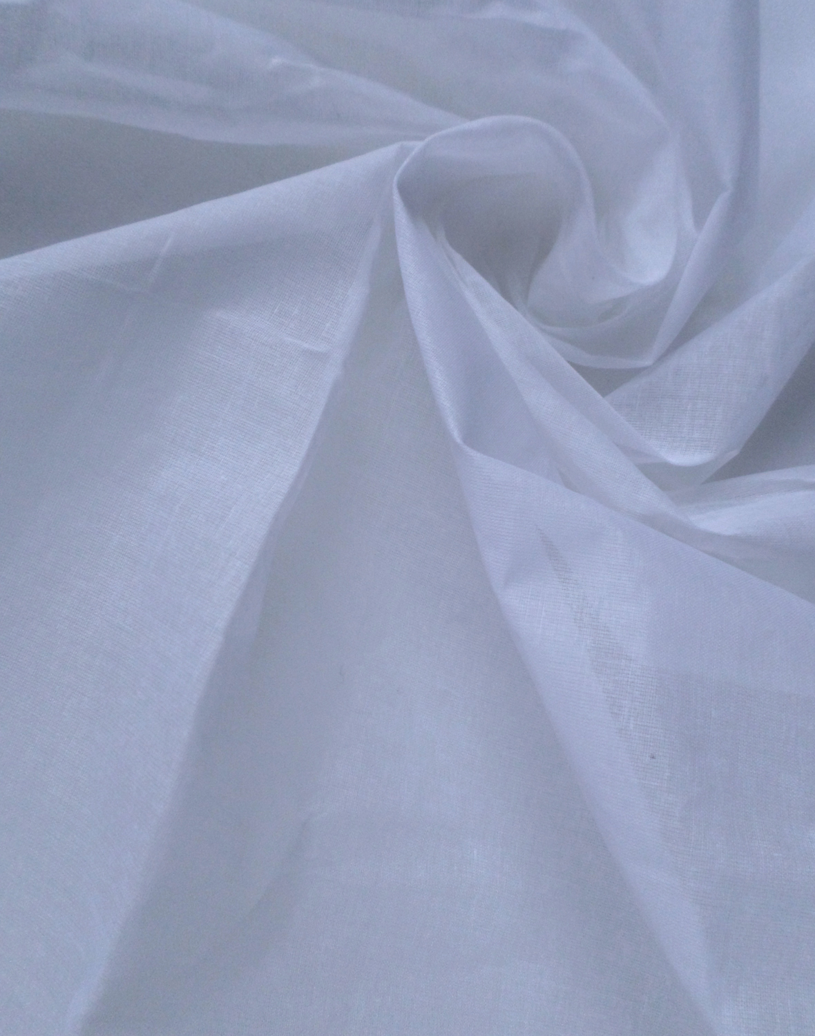 Cotton Organdy Sheer Wholesale Bridal Fabric
