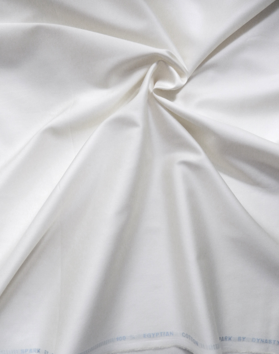Giza Egyptian Cotton Natural White