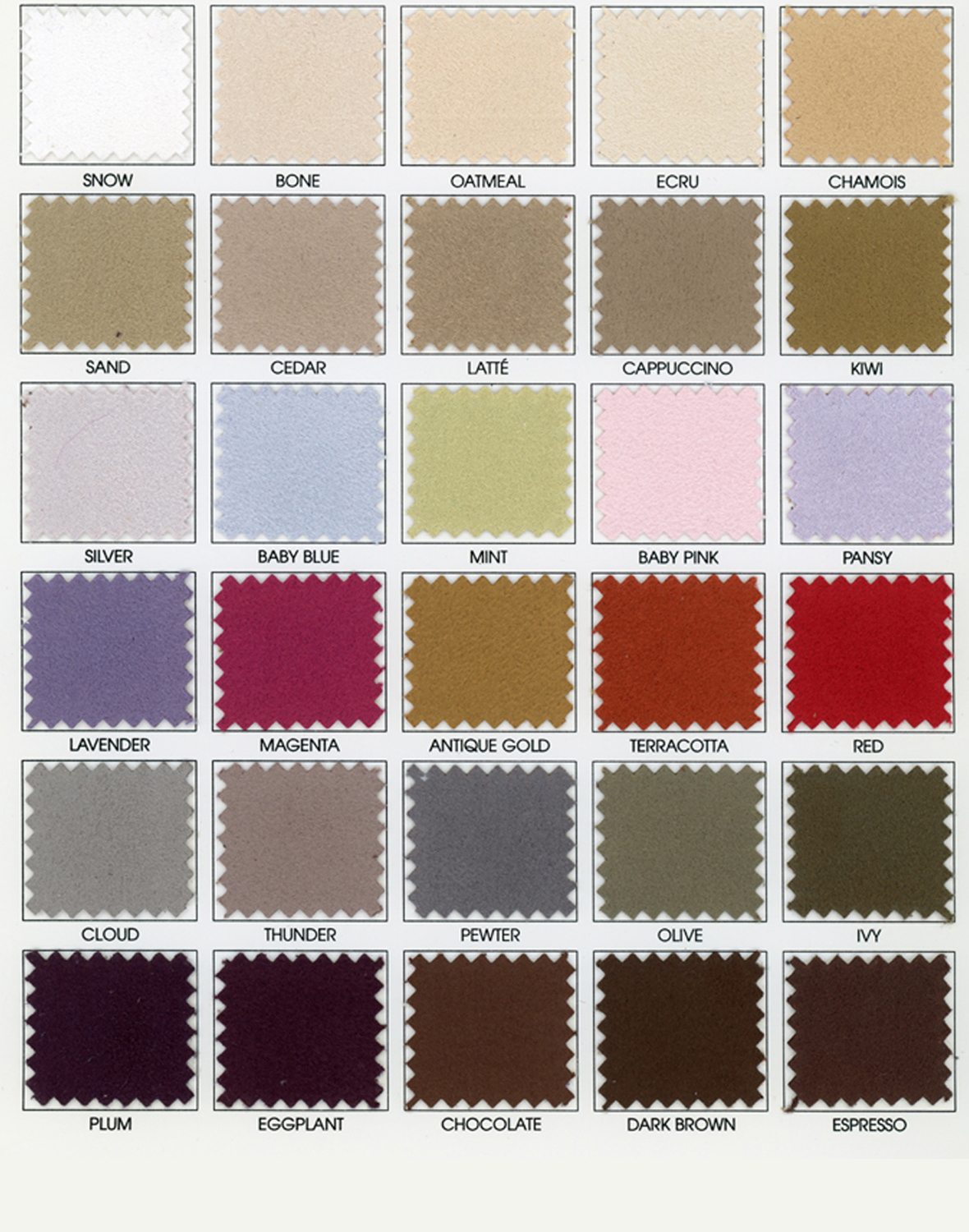 Sultry Suede Upholstery Wholesale Decorating Fabric